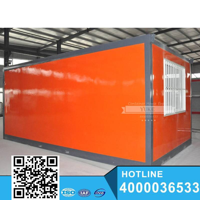 Sandwich panel 20ft/40ft house container office/shop/kiosk