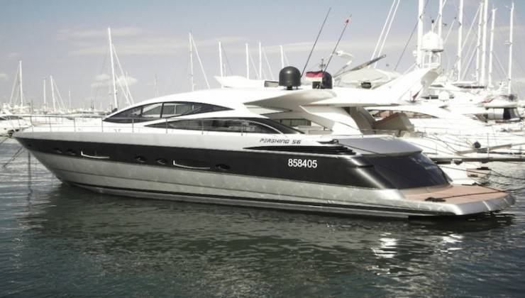 Pershing 56 Snoopy, 2007, Ref YT8852
