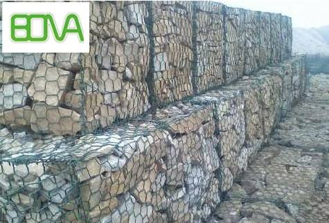 Gabions Hexagonal Wire Mesh From China Factory