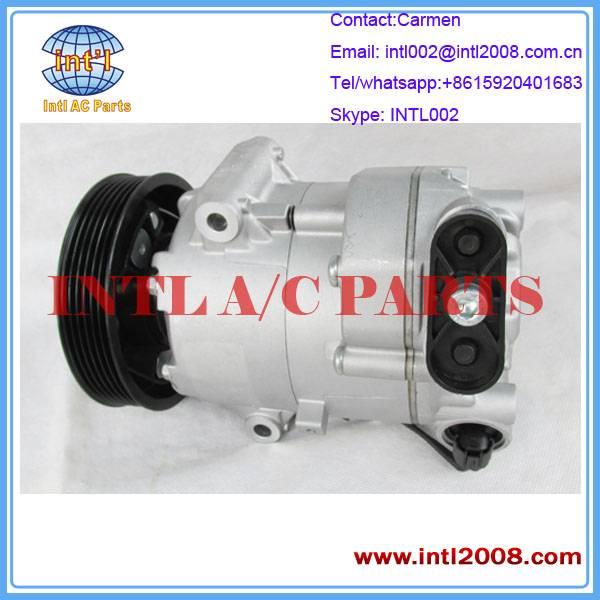 A/C compressor for OPEL Astra J/Zafira B/1.7 CDTI A17DTR/Meriva 1.3CDTi 1140864 P1618047 13395693 13