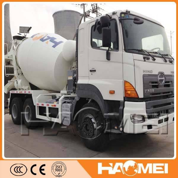 HM6-D Concrete Truck Mixer