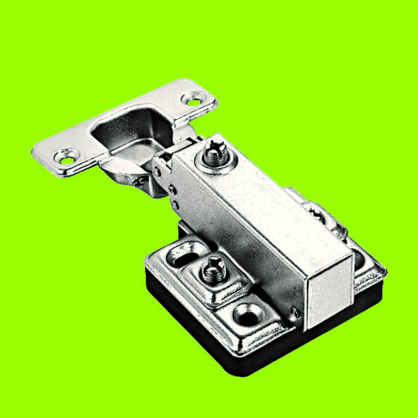 made in china furniture hardware hinges half-overlay hinge
