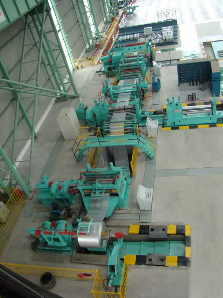 High quality steel slitting machine for sale