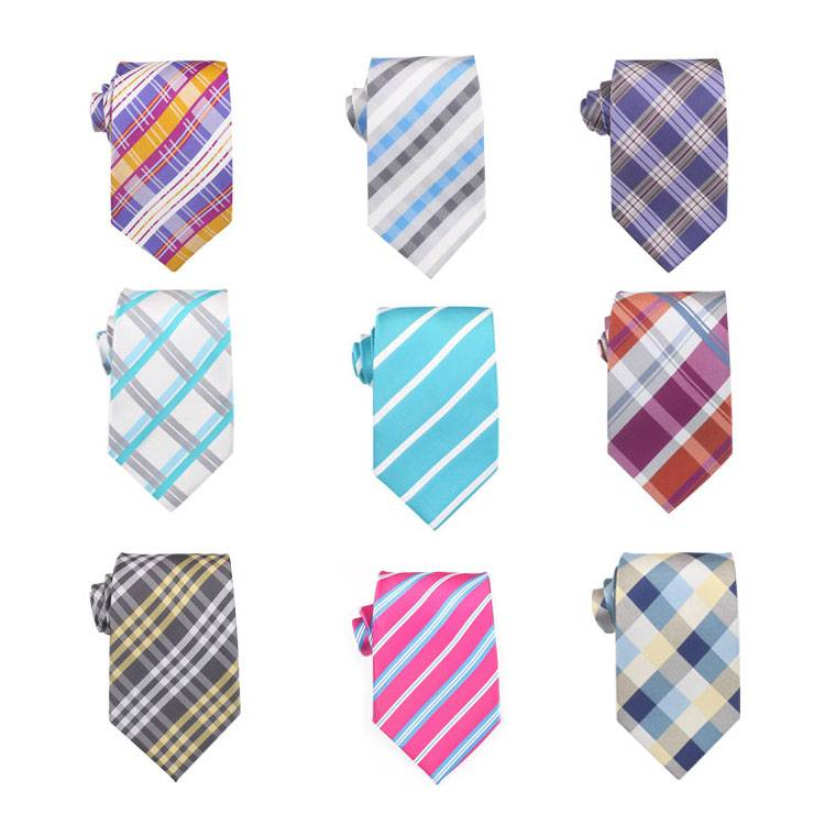 Mens Polyester necktie
