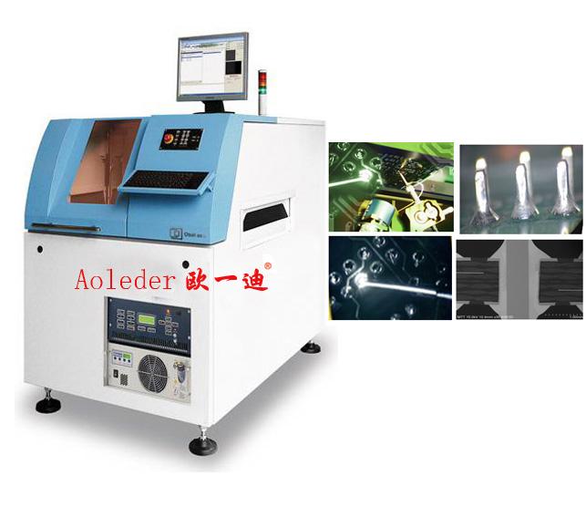 AutomaticVision Laser Soldering Machine ,SmtflyLS-V,Solve labor cost & fixture complex problem.