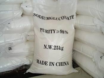 Industry--Sodium Gluconate(>98%)