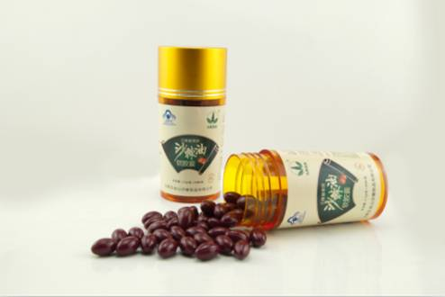 Seabuckthorn Oil Soft Capsules (80Particle)