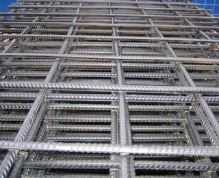 Steel Concrete Reinforcing Mesh for Building Construction