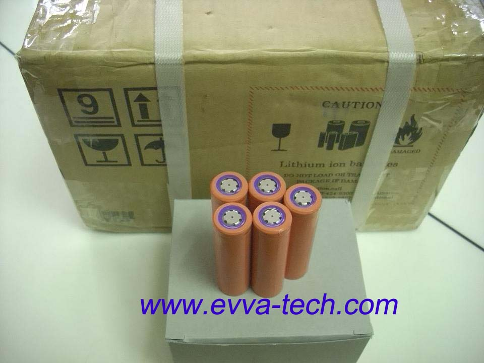 Li ion 18650 Battery Cell Sanyo UR18650ZT 2800mAh