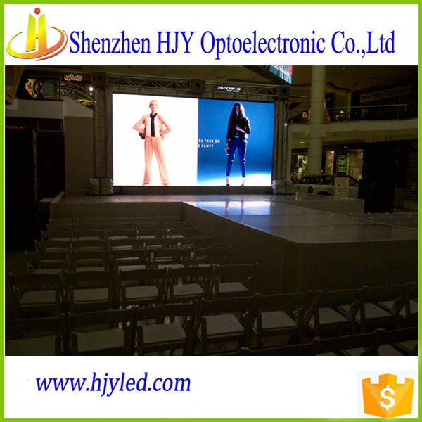 High quality indoor LED display P3 LED display for advertisement