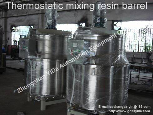 Bathroom Equipment/Bathtub Machine/Thermostatic mixing resin barrel