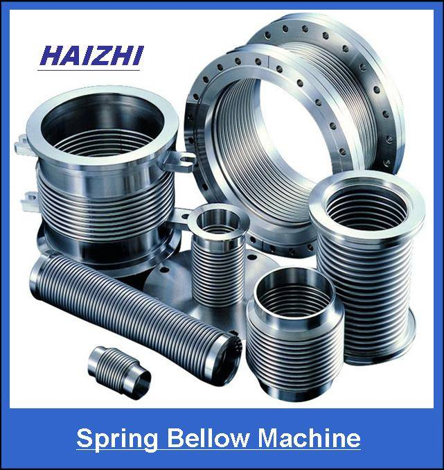 spring presicion metal bellow expansion joint
