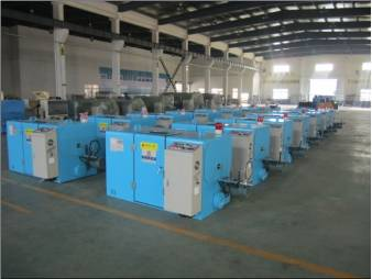 Fuchuan FC-300A High Speed Bunching Machine and Double Twist Bunching Machine with high performance