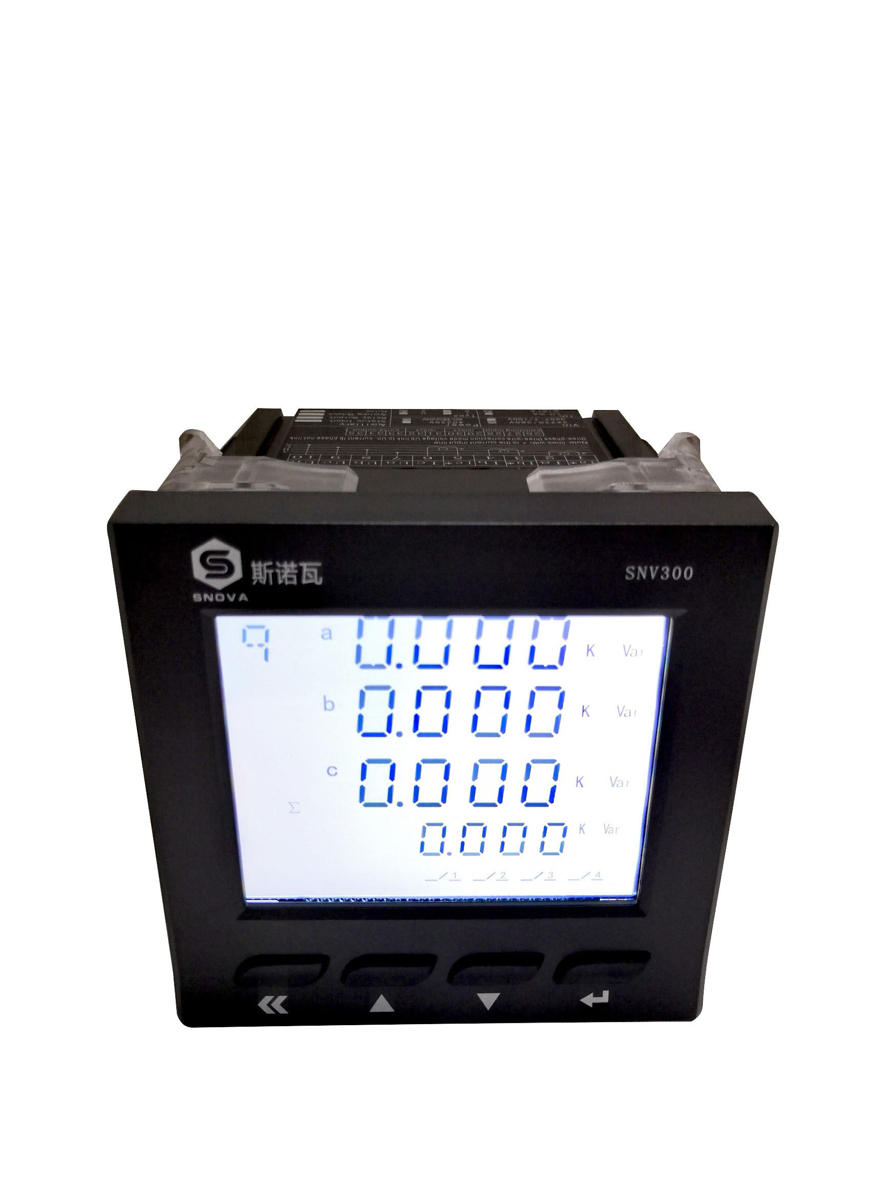 SNV-300 Three Phase Power Meter of Multifunctional Electricity