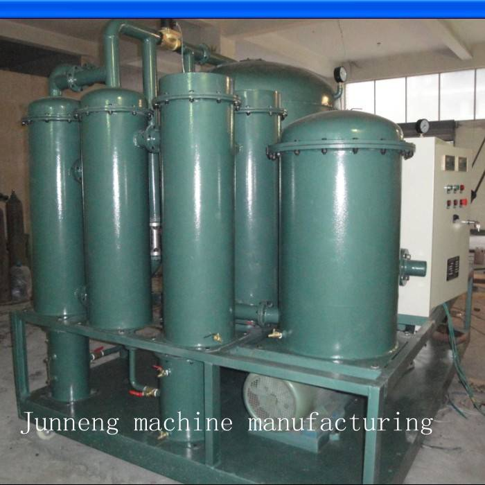 ZLC TWO-STAGE MULTIFUNCTION VACUUM OIL PURIFIER SERIES