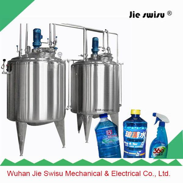 lubricating oil filling machine capping labeling