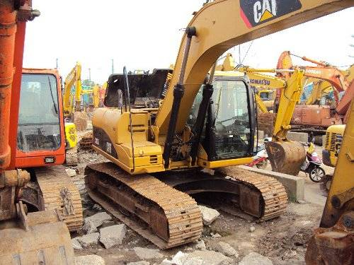 Used Crawler Excavators Cat 315D