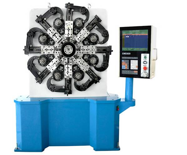 Hot sale ADTECH GH-CNC50 coiling spring machine