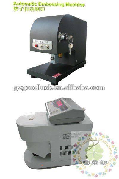 Retail pre inking stamp making equipment/Seal rubber pre inking stamp making equipment