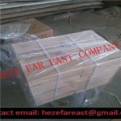 Taekwondo breaking boards made in Paulownia Wood / paulownia wood breaking board