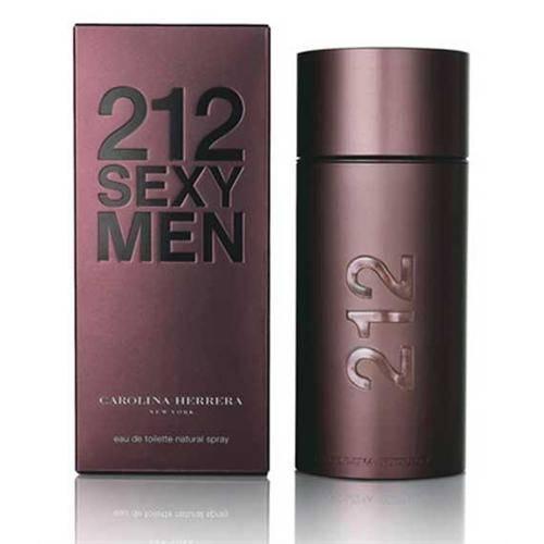 212 sexy men branded  perfume