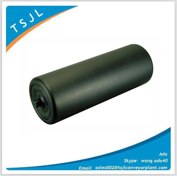 HDPE Conveyor carrying rollers/idlers