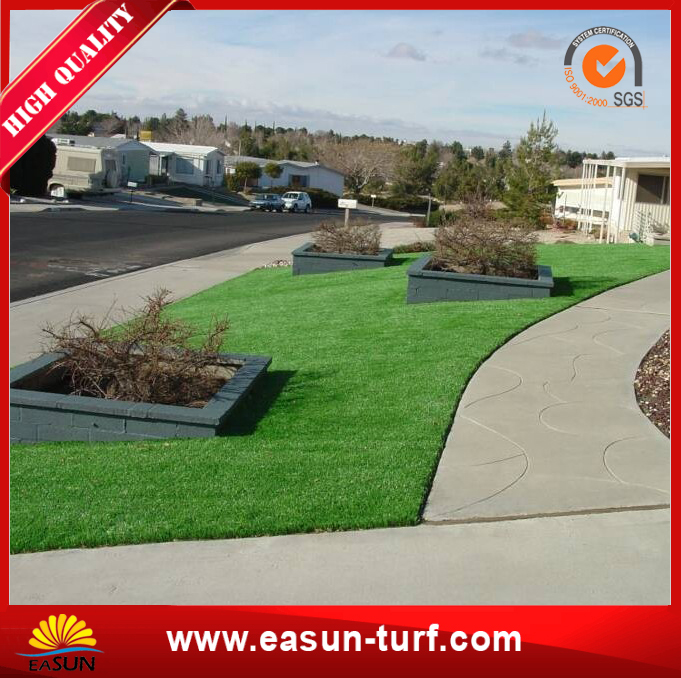 China Supplier Turf Grass Synthetic Lawn Price-MY