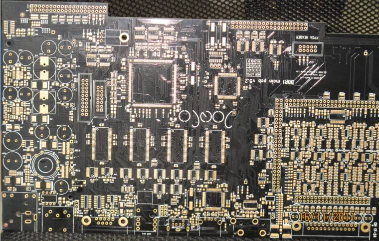 4L Metal Base Board