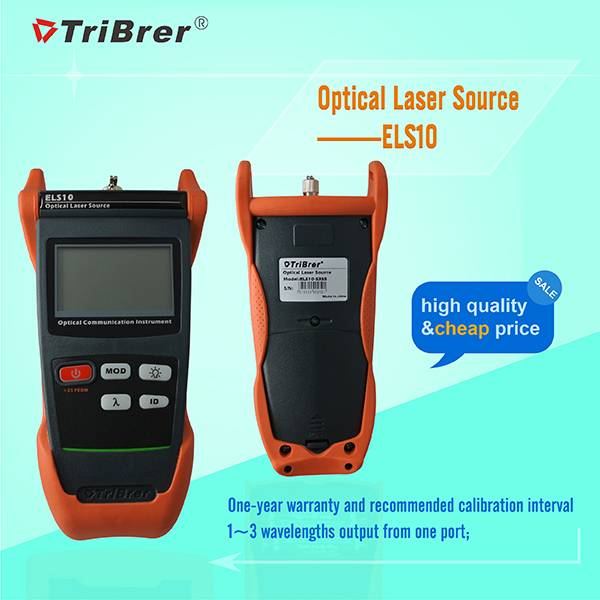 Optical Light Source ,Fiber Laser Source Tribrer Brand ELS10 Series
