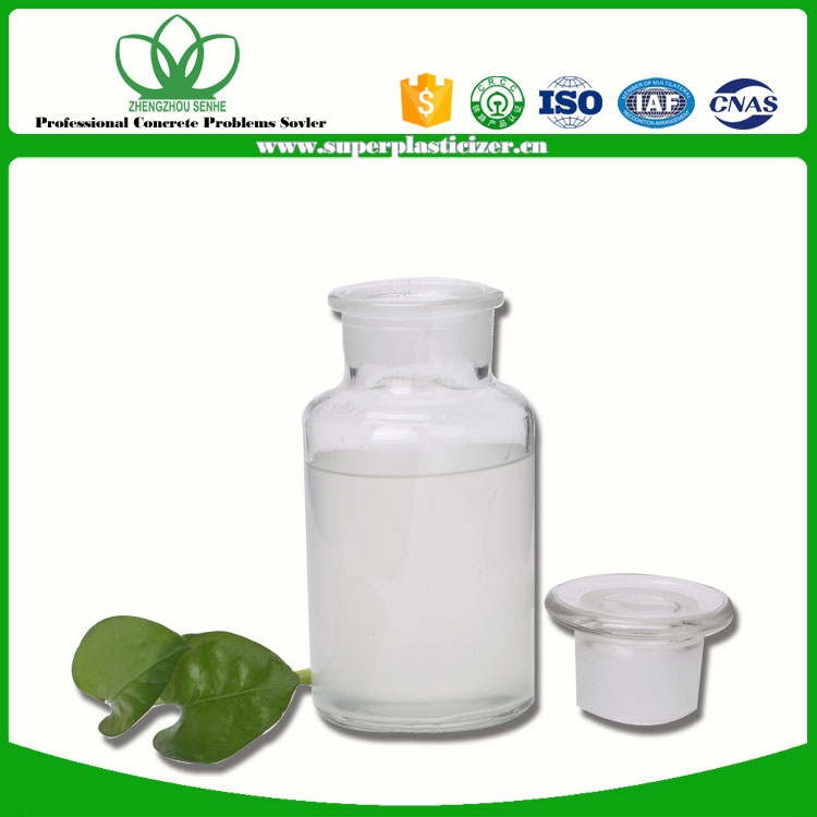 high range polycarboxylate ether based superplasticizer from Thinkhigh concrete admixtures