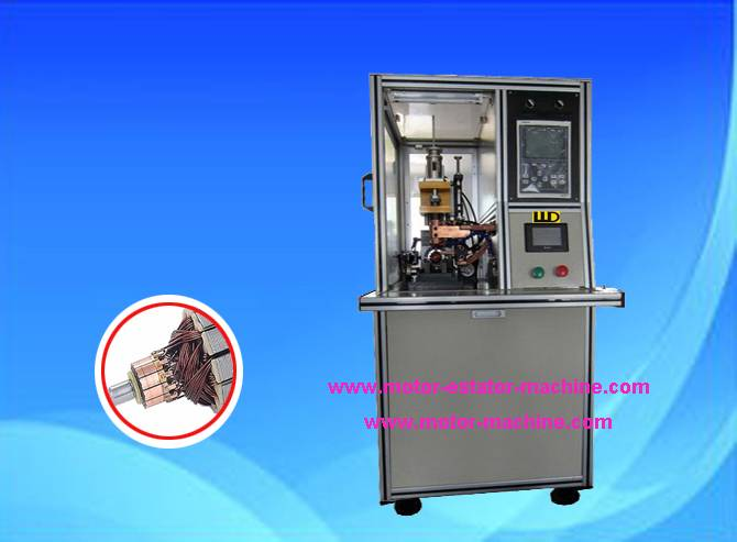 DC converter power supply armature spot welding machine