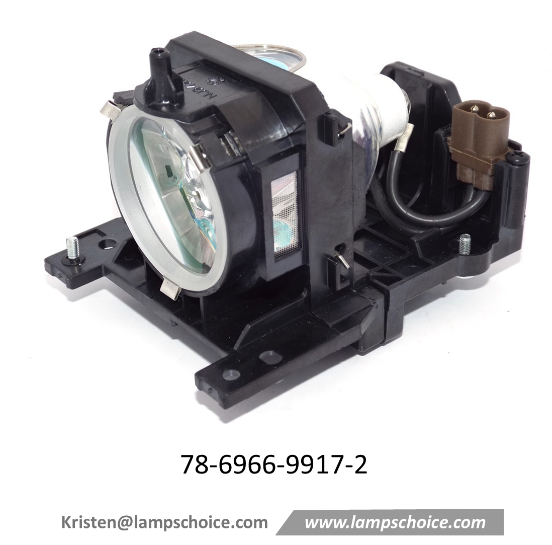 Compatible Projector Lamp With Housing For 3M X64 Projector (78-6966