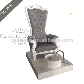 used pedicure chair with high back pedicure foot massage chair CB-FP003