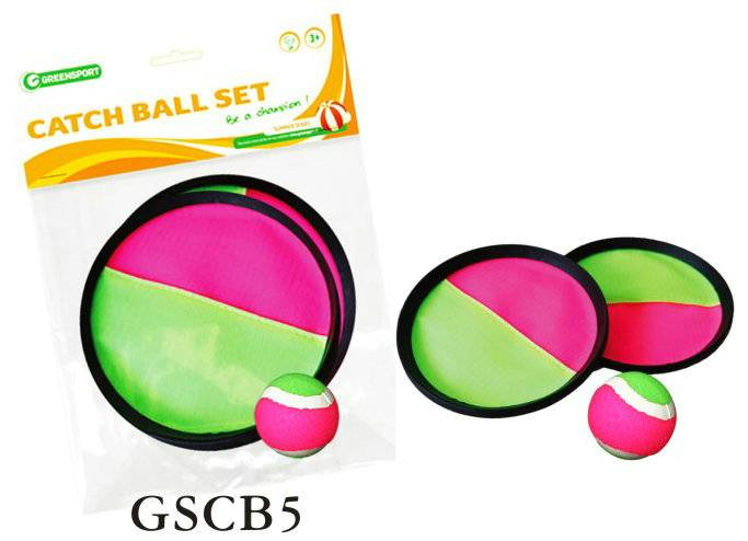 catch ball game set