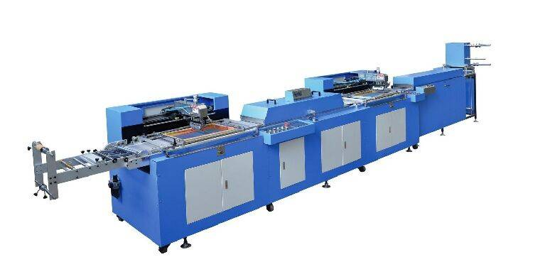 Smart Screen Printing Machine (HYFS200)