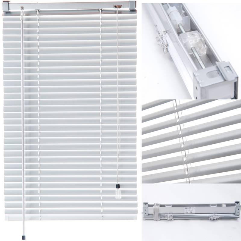 Venetian blinds,White 25mm modern aluminium blind office window blinds