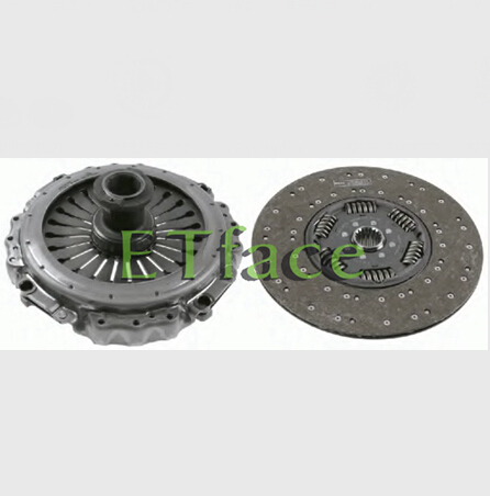 ETface German Standard 430mm Clutch Assy 3400 122 801 For MERCEDES-BENZ