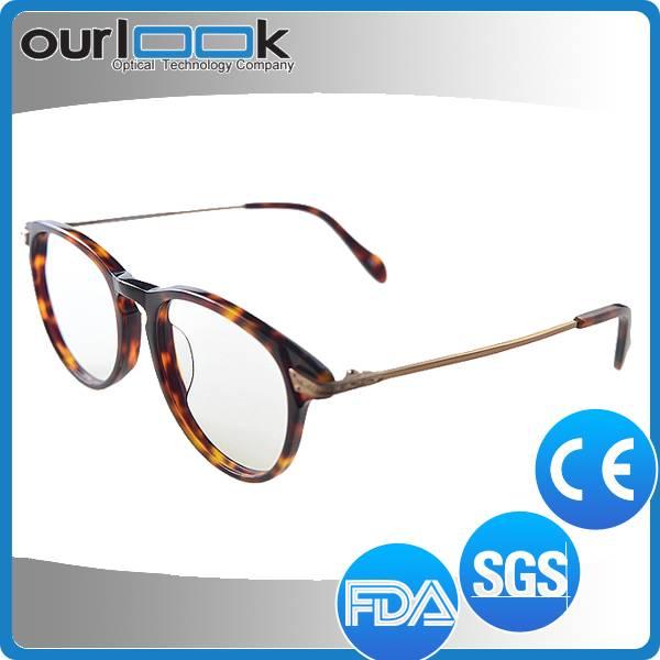 2015 Popular Eyewear Frame Retro Fashion Eyeglass