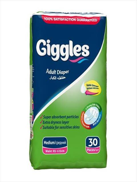 Giggles Adult Jumbo Medium