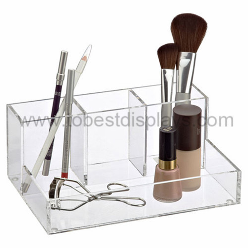 acrylic cosmetics rack