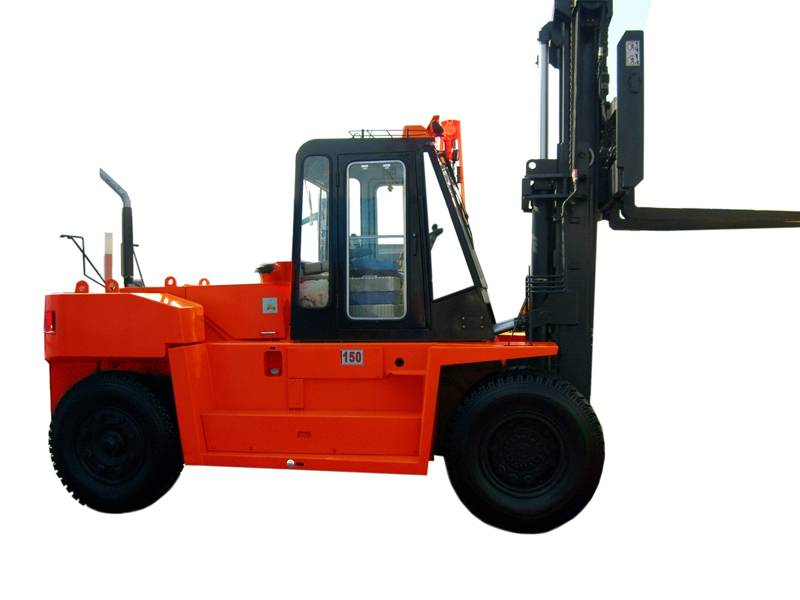 15ton Big Forklift with Good Quality (CPCD150QB)