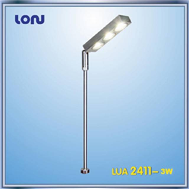 LUA2411-3W LED Standing Spotlight, LED Showcase Lights, LED Cabinet Lights