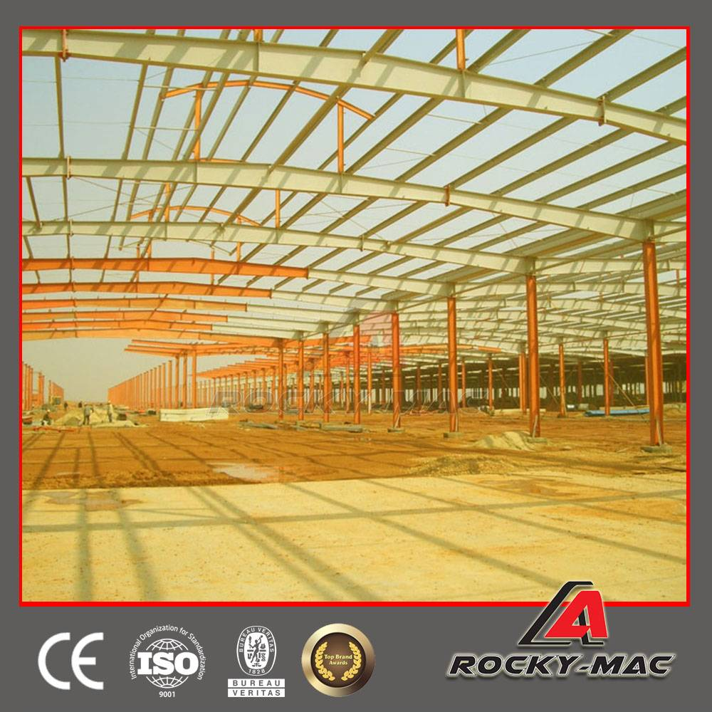 Rockymac Wide Span Steel Structure