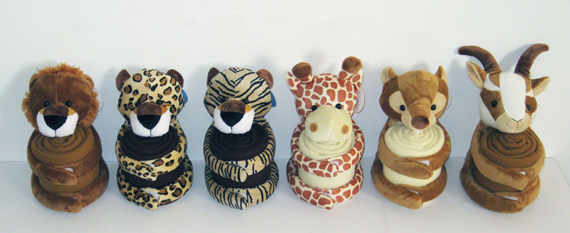 Animals Blanket toys  Plush toys  CZ-TC-05