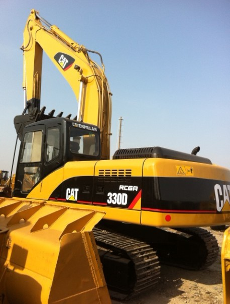 used caterpillar excavator (330D),original JAPAN