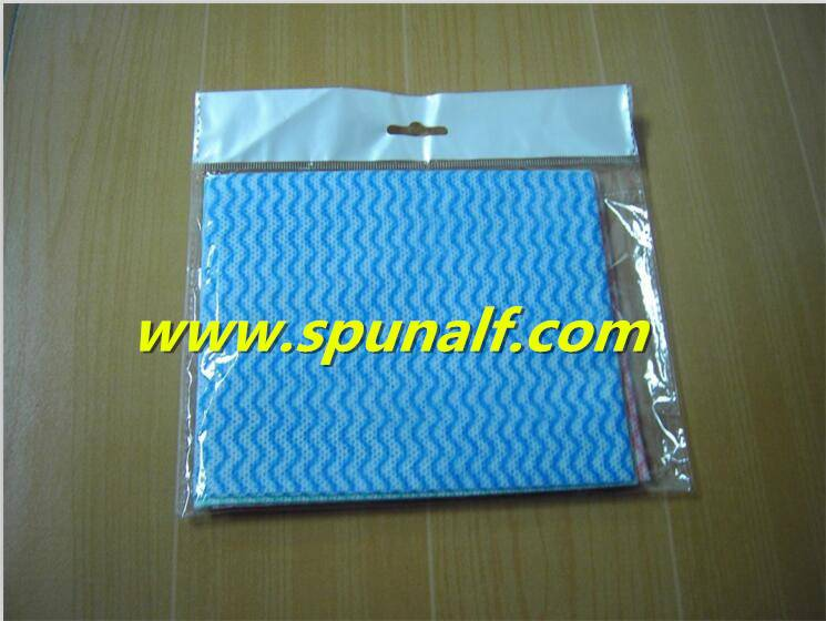 Viscose /Polyester spunlace nonwoven fabric sale in bulk