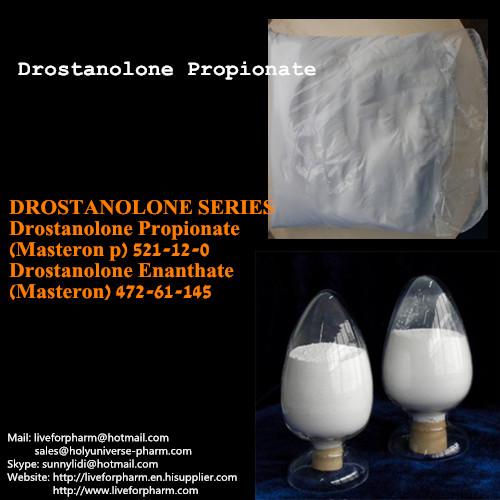 Buy Drostanolone Propionate Steroid Powder Masteron Bulk Source