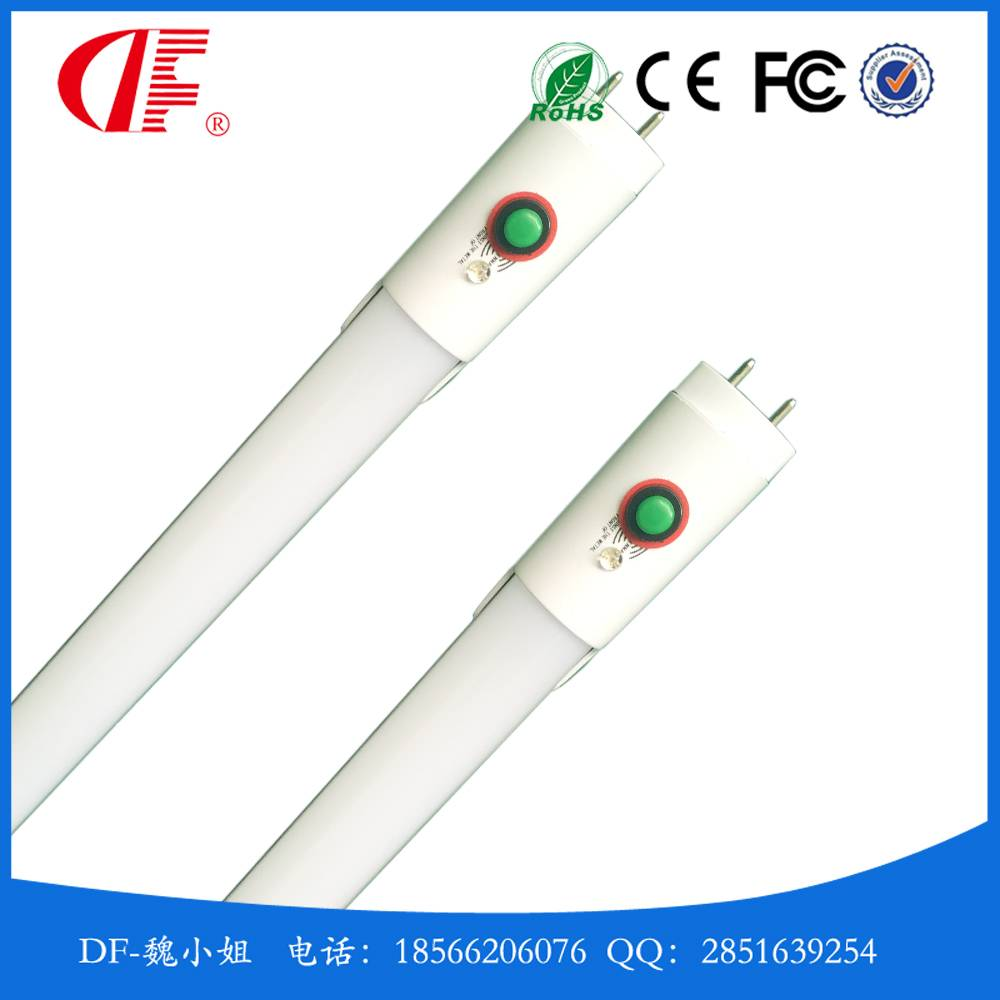 T8 LED Emergency Tube, 18W Emergency Tube, 4ft Emergency Light with integrated emergency driver and