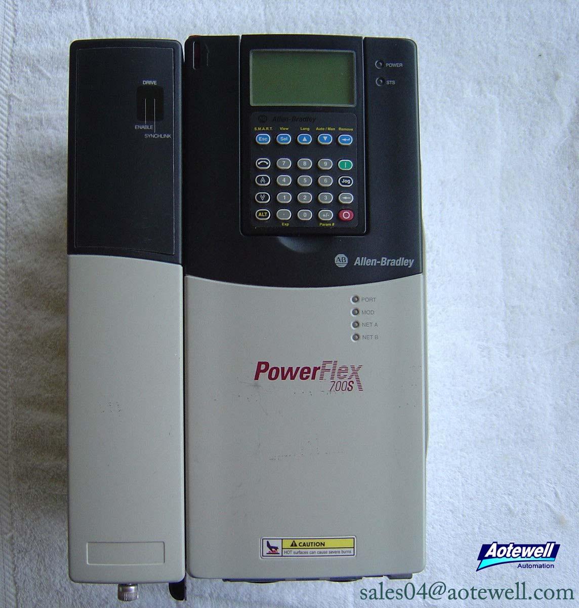 Allen Bradley PowerFlex 700S AC Drives Series 20DB015A0EYNANANE 20DB022A0EYNANANE