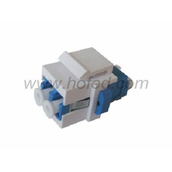 LC Singlemode Duplex Keystone Inserts
